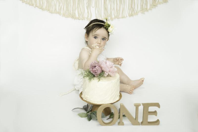 1st birthday 3 800x533 - Baby photo